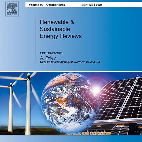 noticia1 Revista Renewable  Sustainable Energy Reviews